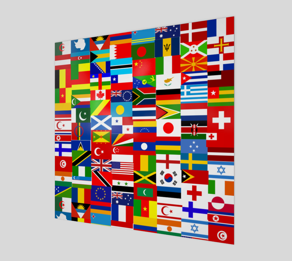 Flags of the World preview
