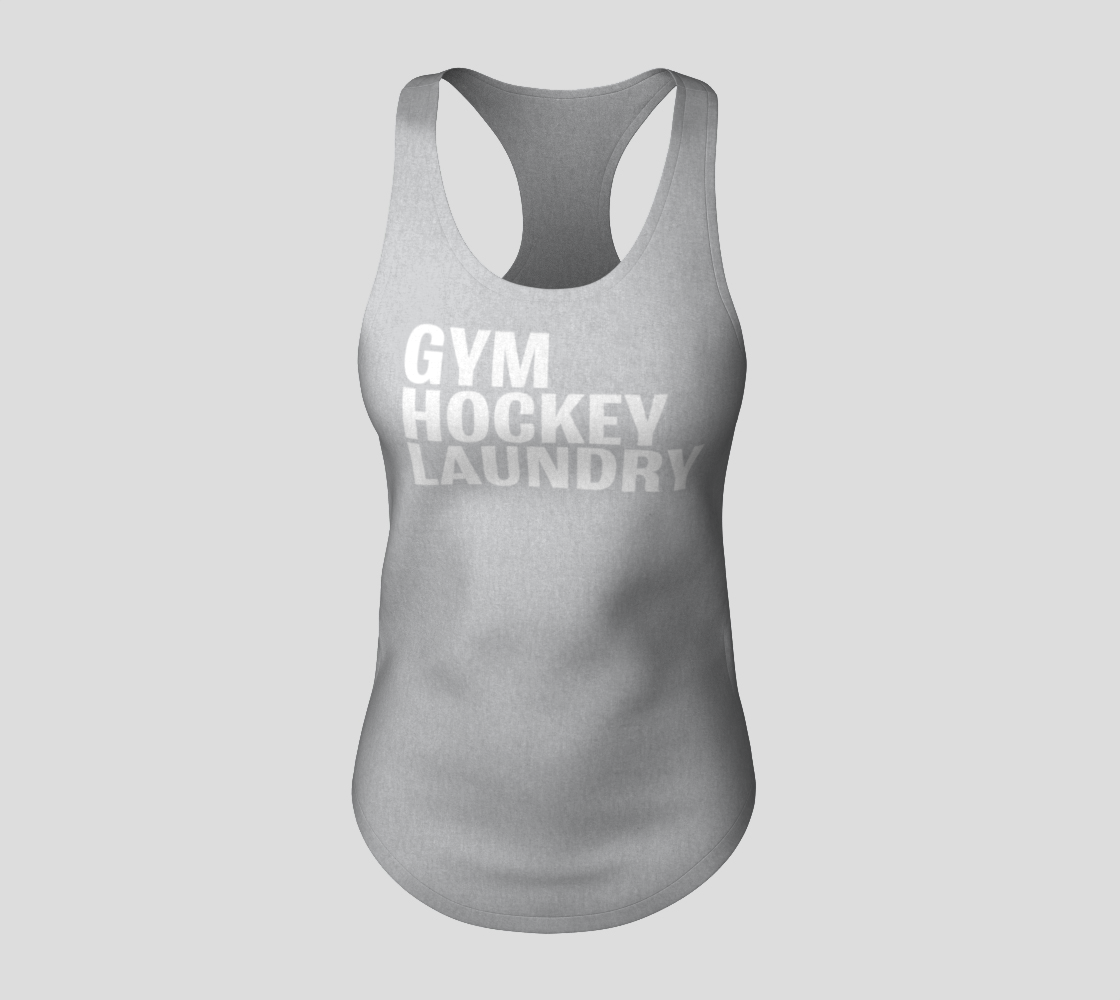 Gym, Hockey, Laundry preview #3