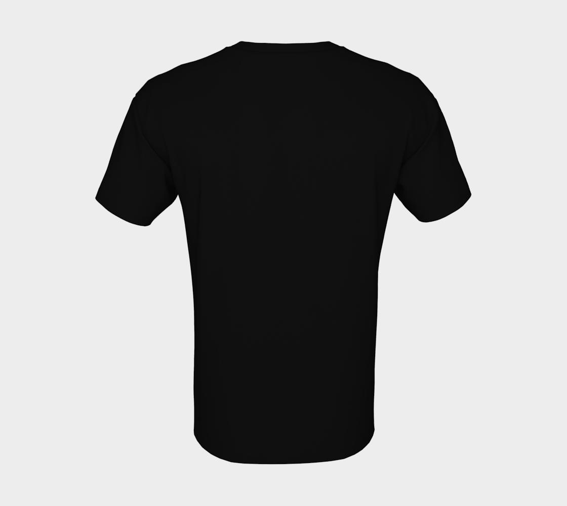 Skull Floral Memento Unisex T-Shirt preview #8
