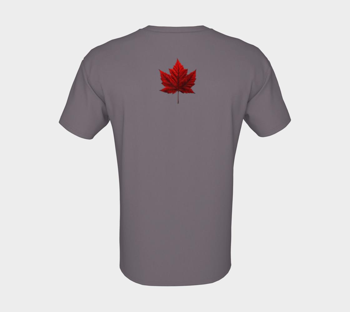 Canada Flag T-shirts Canada Souvenir Shirts preview #8