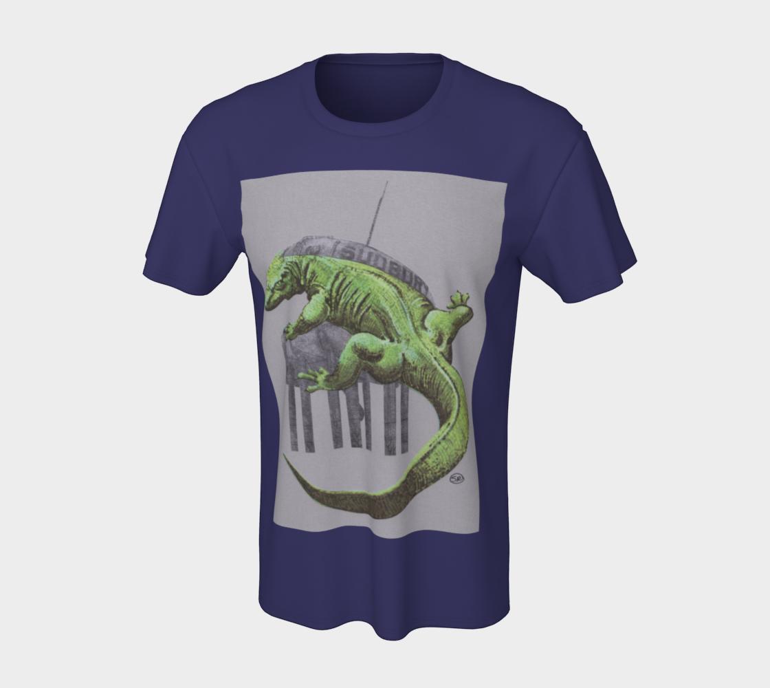 The Lizard T-Shirt preview #7