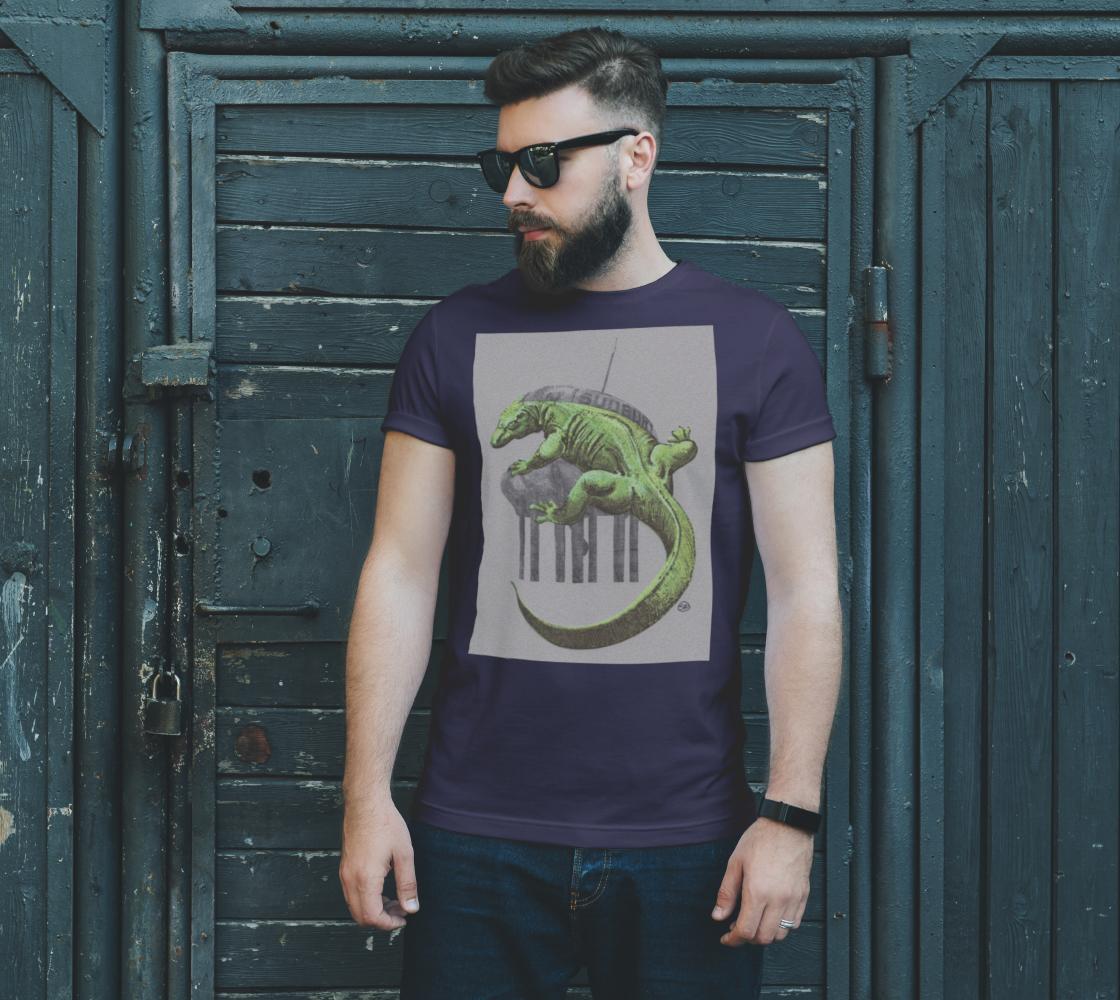 The Lizard T-Shirt preview #2
