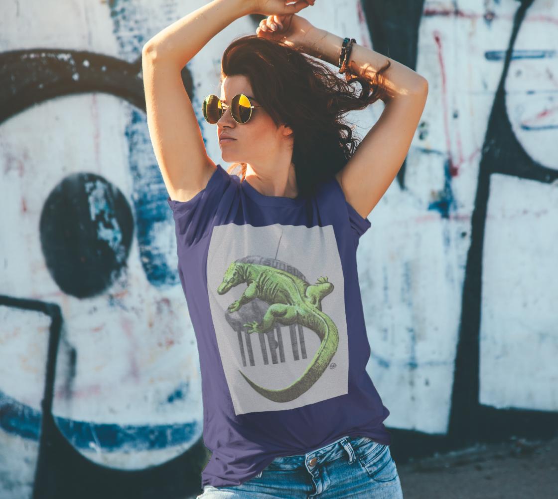 The Lizard T-Shirt preview #4