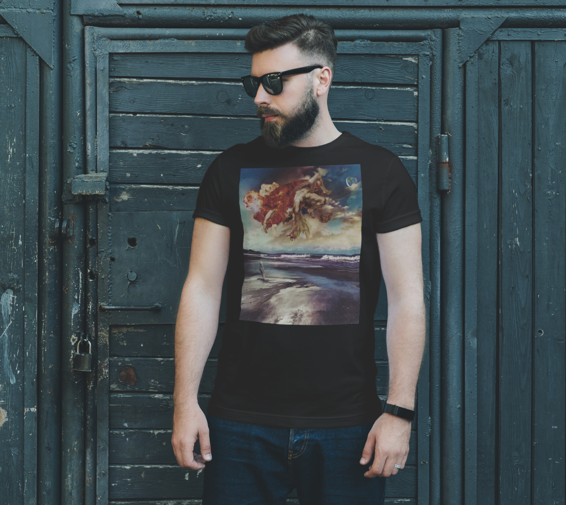 A Lesson In Flight T-Shirt preview #2