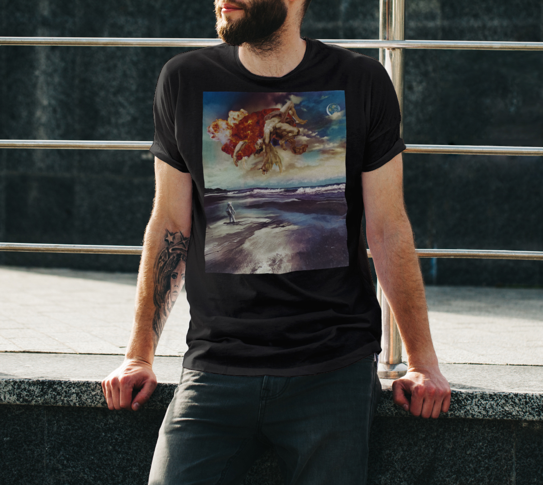 A Lesson In Flight T-Shirt preview #3