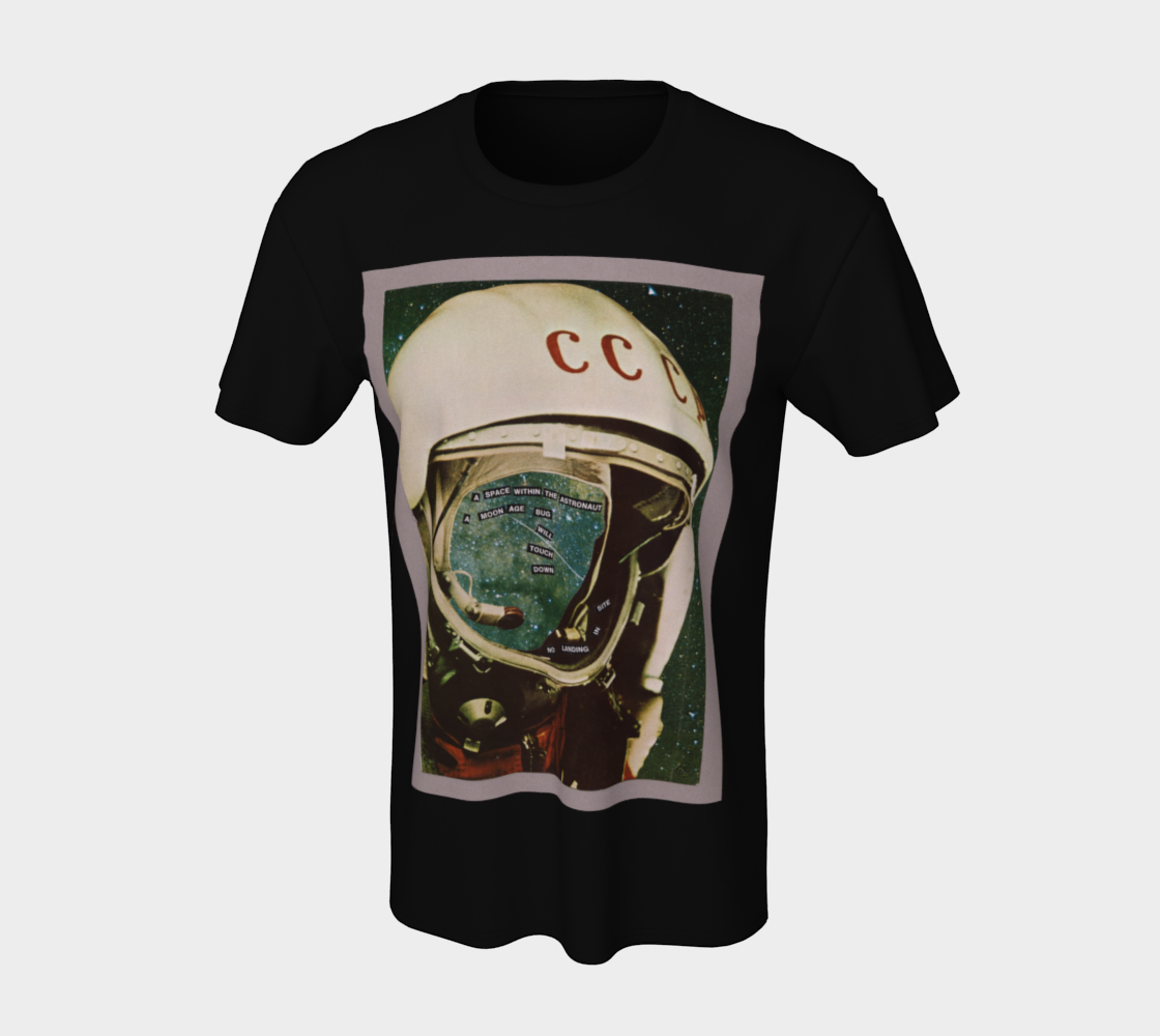 Moon Age Bug T-Shirt preview #7