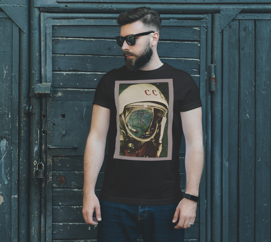 Moon Age Bug T-Shirt preview #2