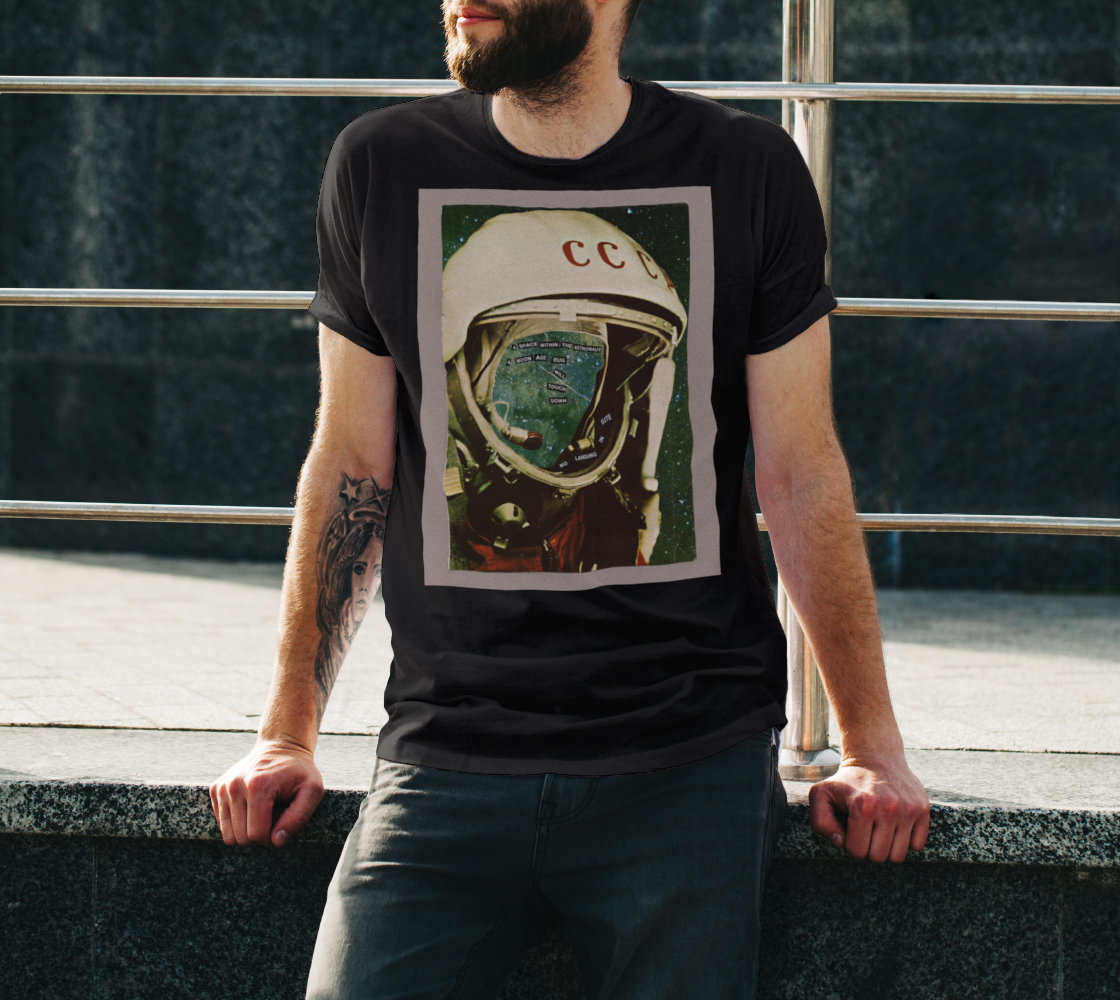 Moon Age Bug T-Shirt preview #3