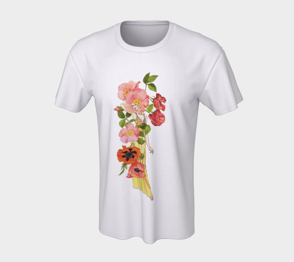 Sweet Pea T-Shirt preview #7