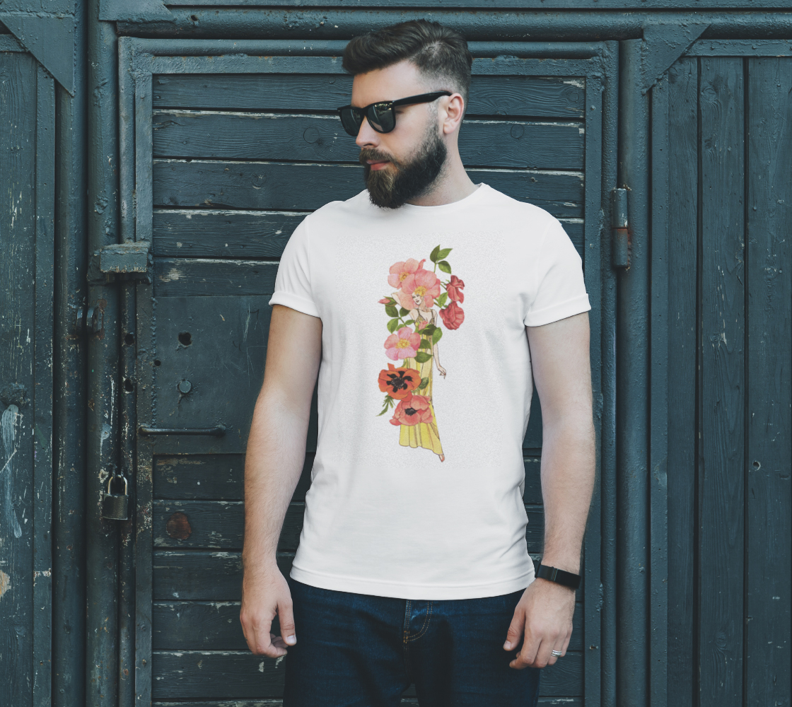 Sweet Pea T-Shirt preview #2