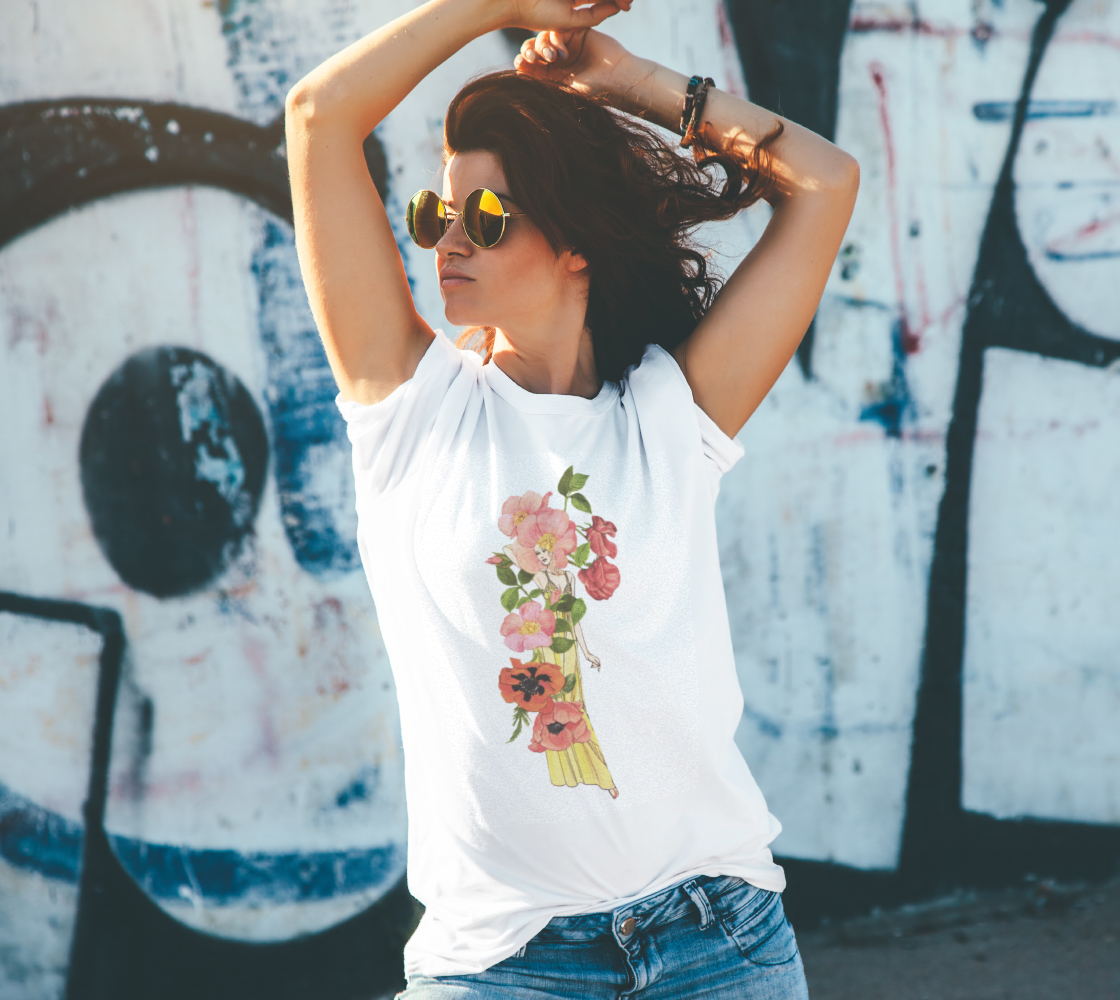 Sweet Pea T-Shirt preview #4