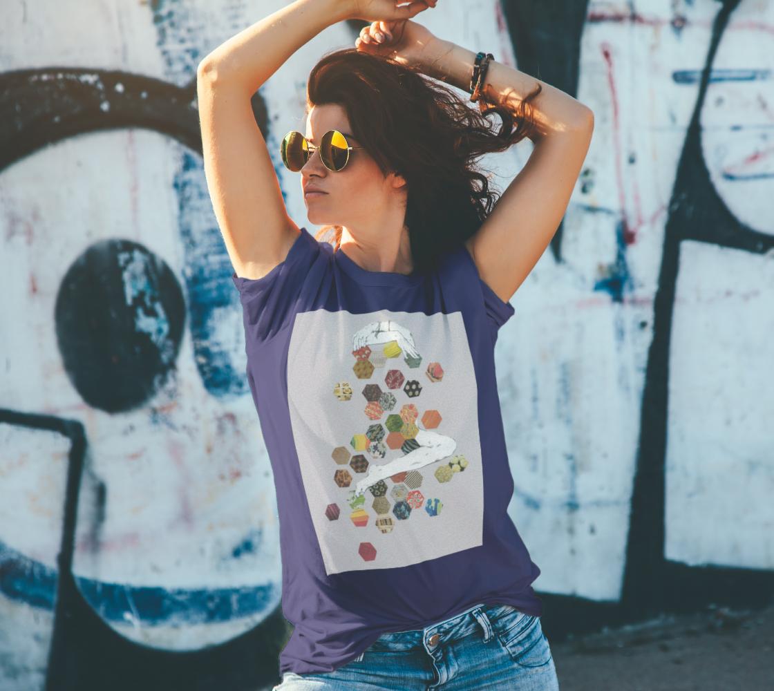 Honey T-Shirt preview #4