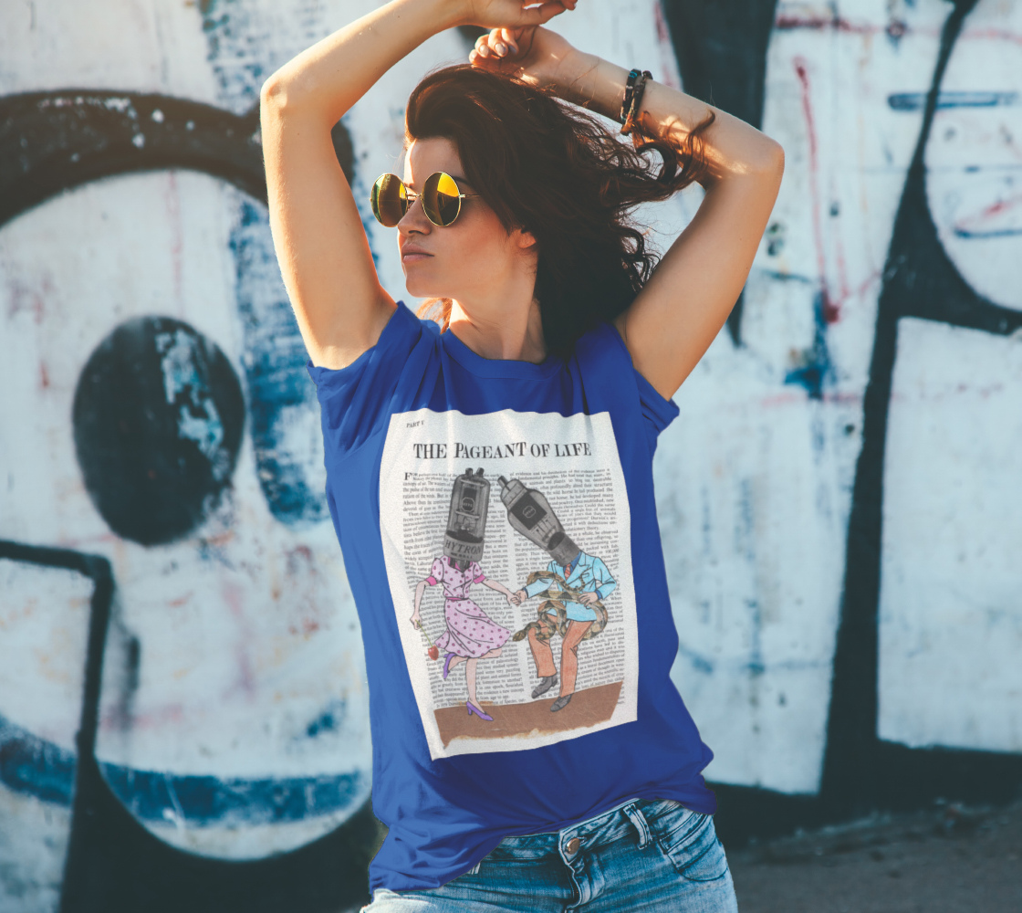 The Pageant of Life T-Shirt preview #4