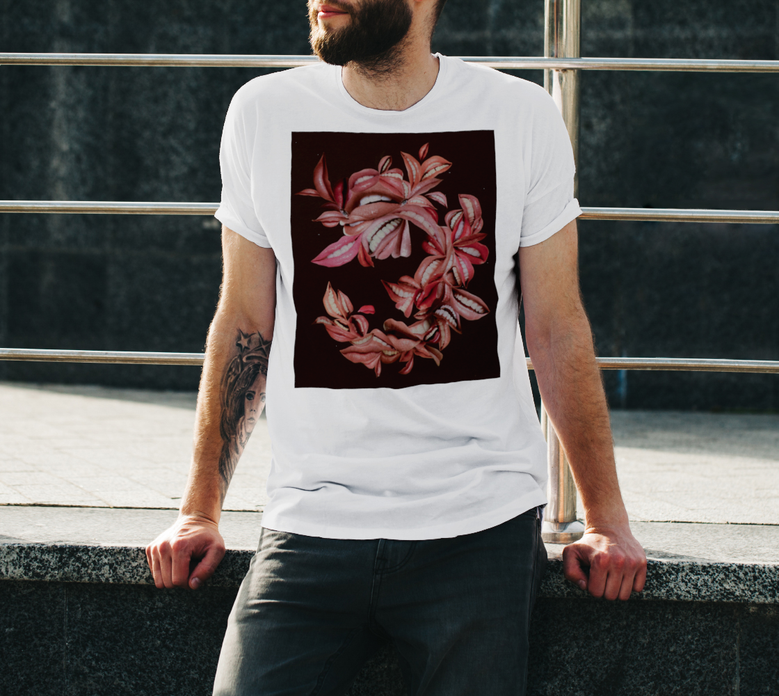Mouth T-Shirt preview #3
