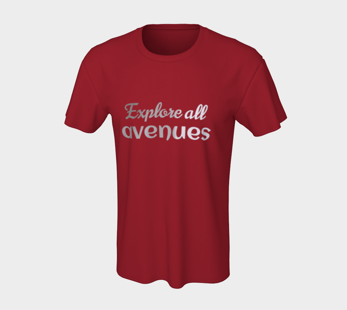 The Explorer Unisex Tee preview #7