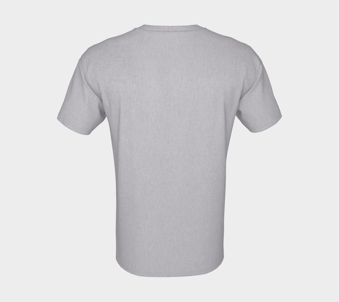 Basic Cartoon Skull unisex t shirt preview #8