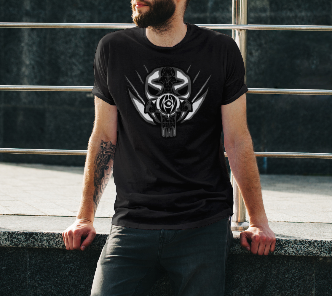 Specialist Skull T-Shirt preview #3