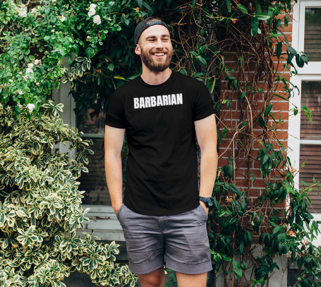 Aperçu de Barbarian Raid Shirt