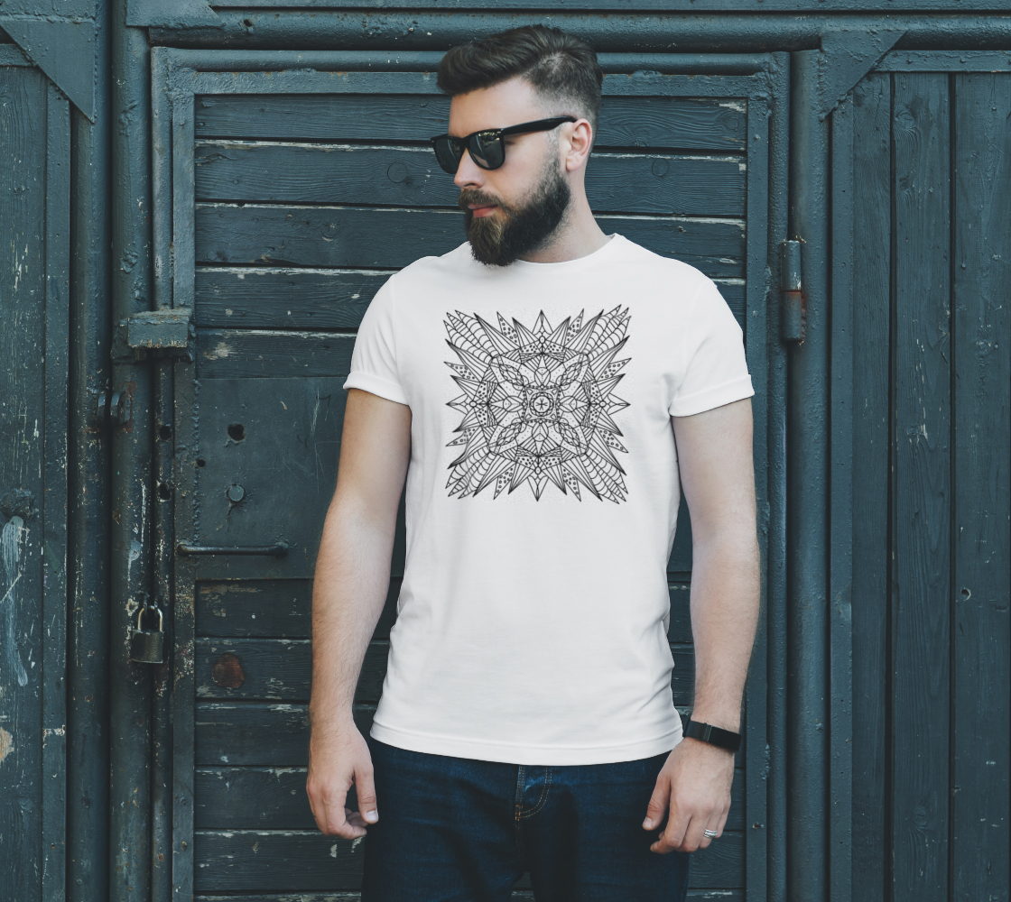 Starburst - ColorMe Tee preview #2