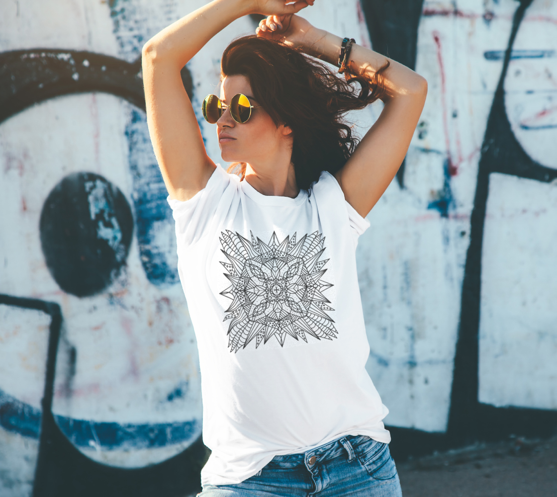 Starburst - ColorMe Tee preview #4