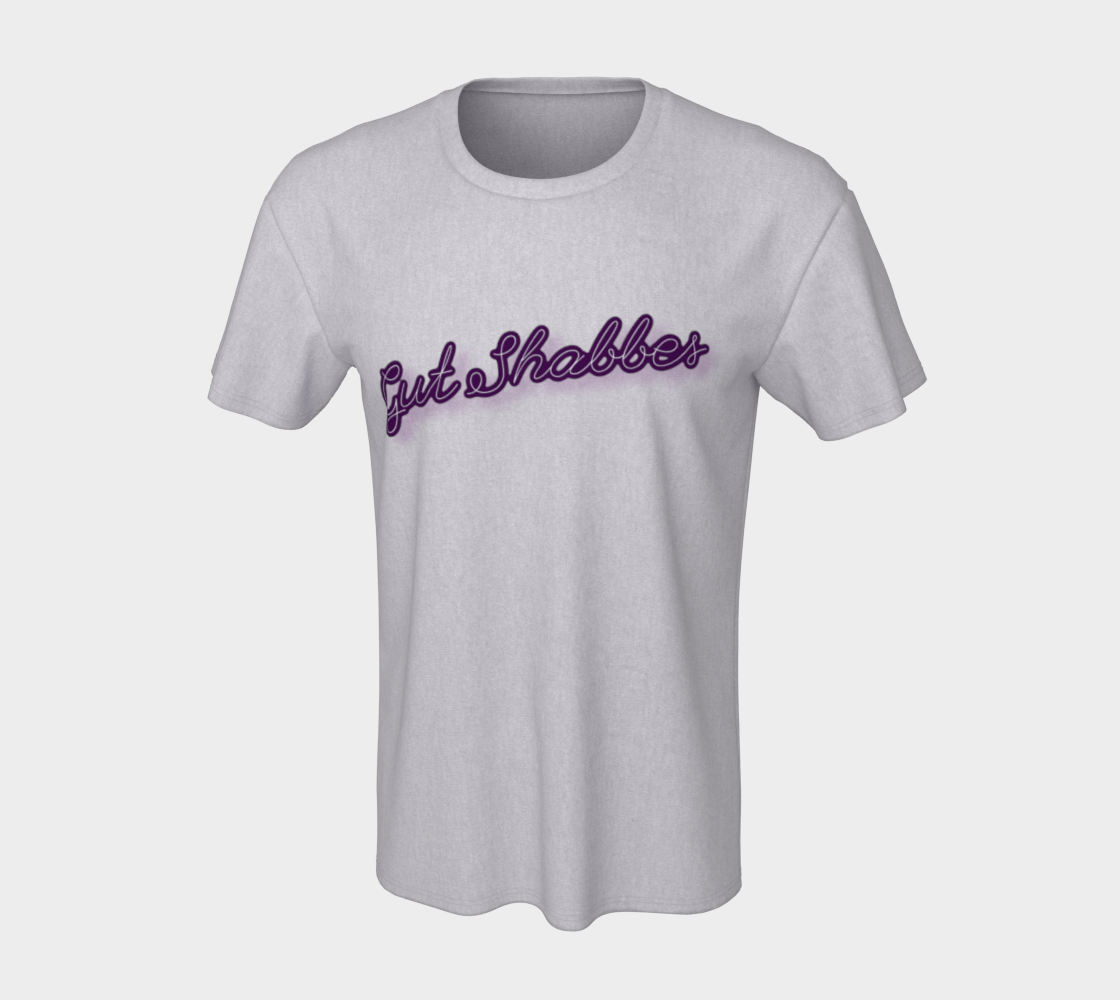 Gut Shabbes unisex t-shirt preview #7