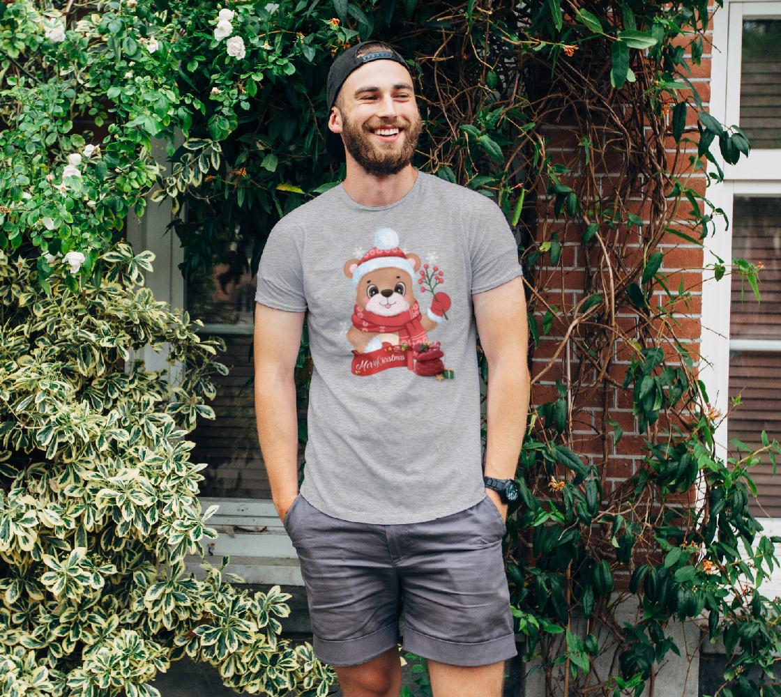 Aperçu de Merry Christmas Little Bear