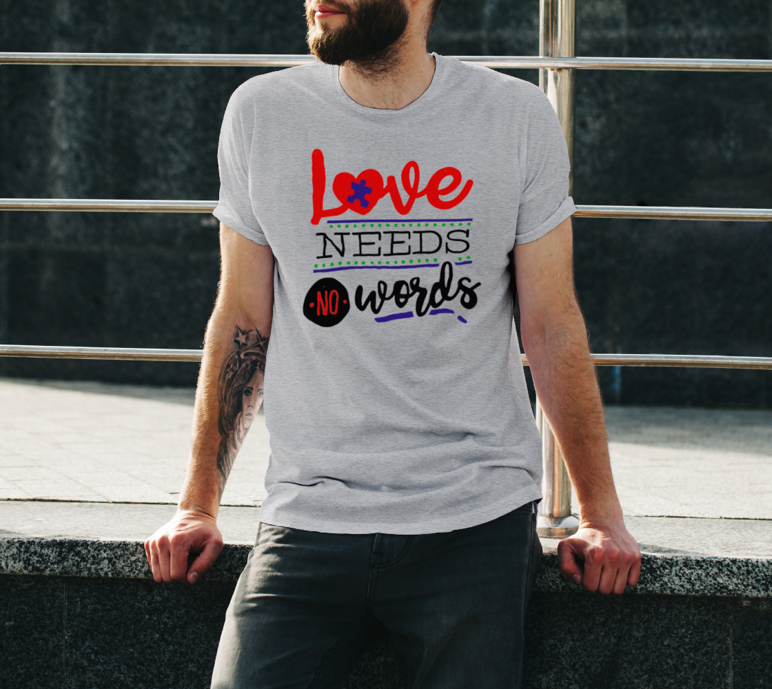Love Needs No Words preview #3