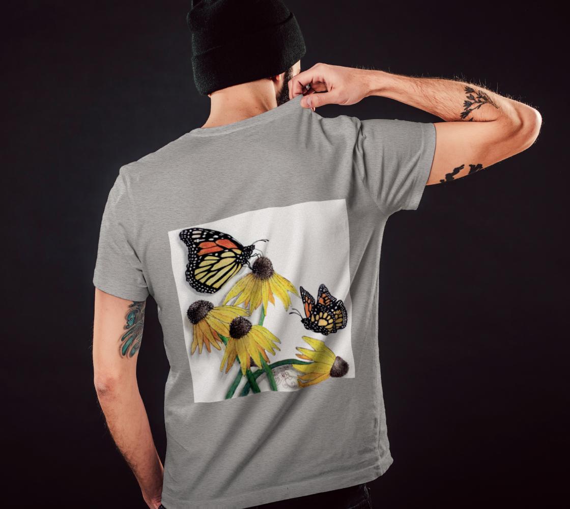 Monarch Butterflies & Flowers preview #5