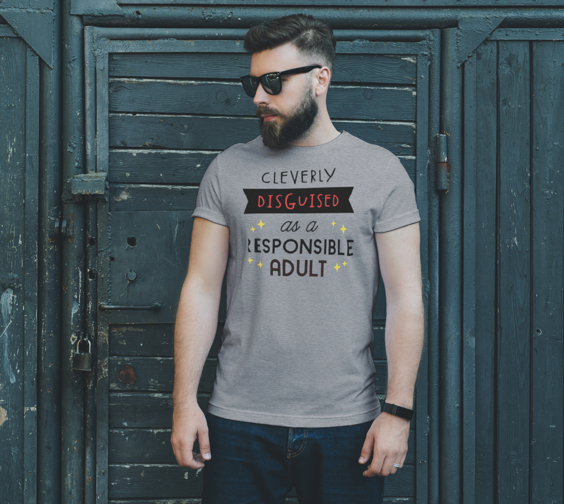 Cleverly Designed as a Responsible Adult preview #2