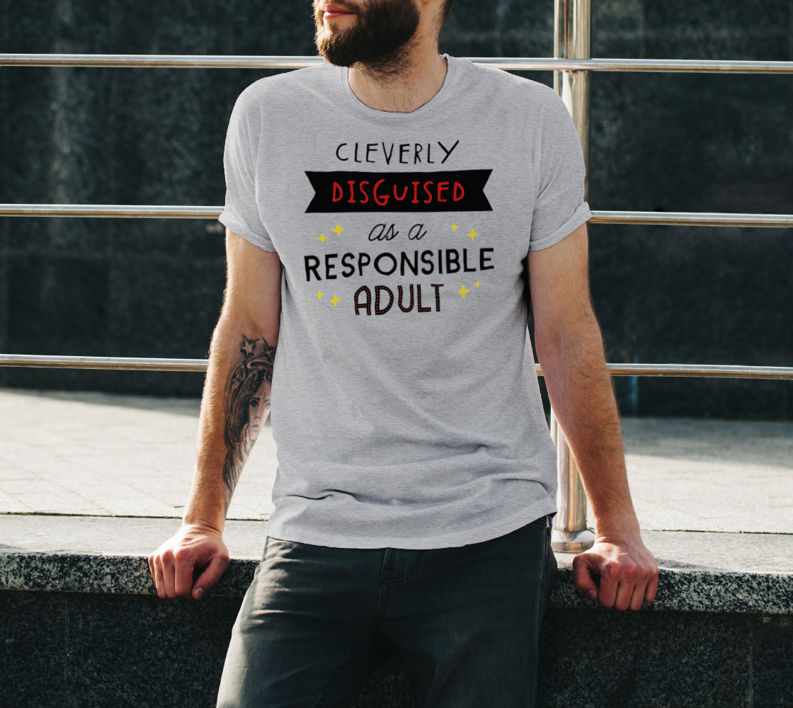 Cleverly Designed as a Responsible Adult preview #3