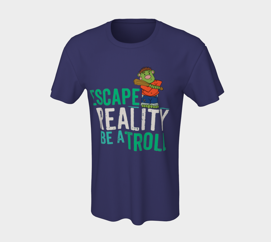 Escape Reality Be A Troll preview #7