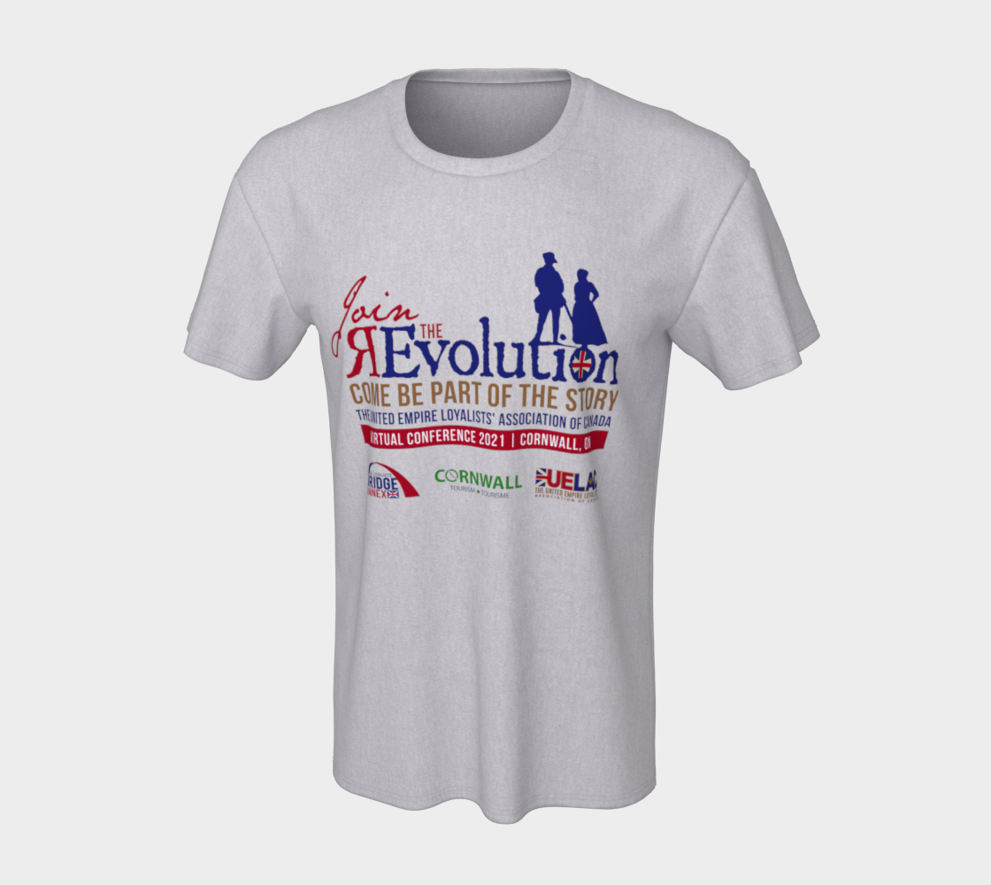 2021 Conference tee Grey preview #7