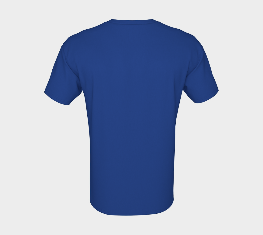 2021 Conference tee blue preview #8