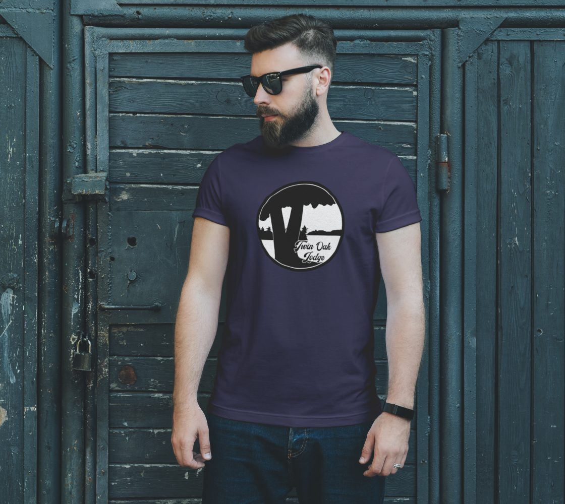 Twin Oak Lodge Crest Tee preview #2