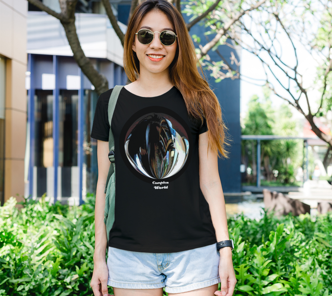 Complex World - Womens Tee preview