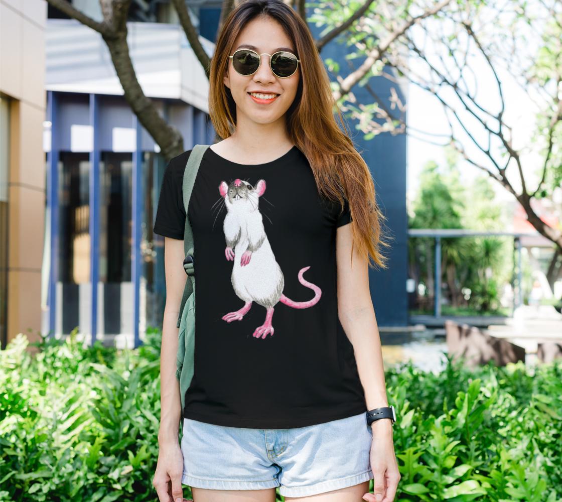 Himalayan rat t shirt preview