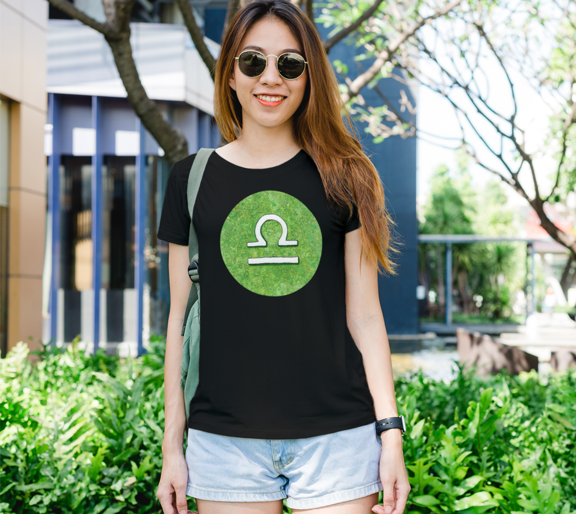 Libra astrological sign Women's Tee preview
