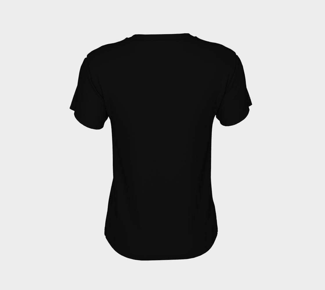 dragon head tree t shirt preview #8