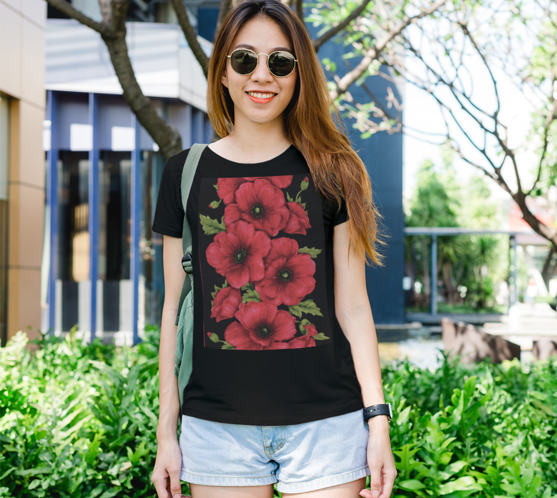 Black and Roses preview