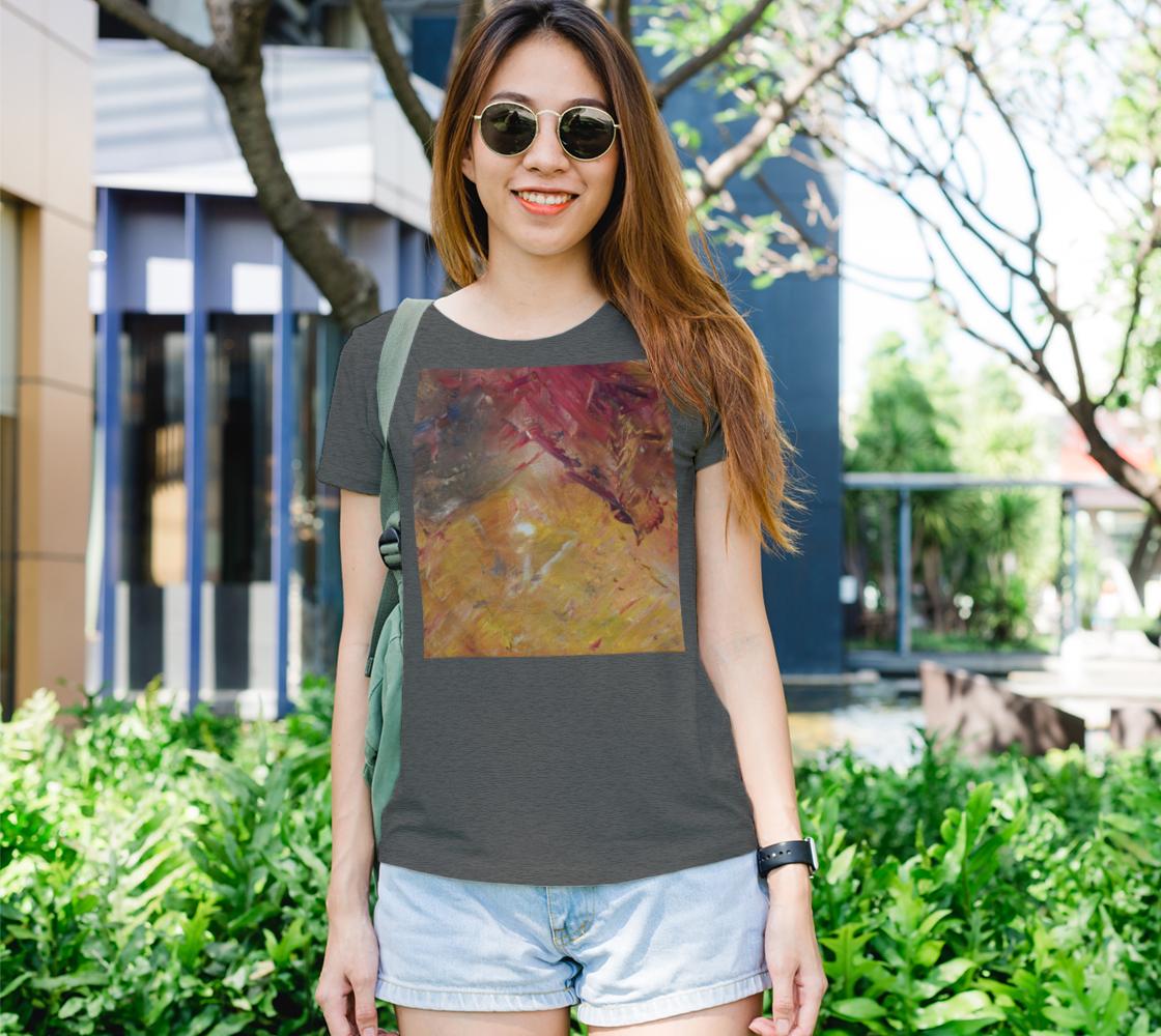Aperçu de Sedona.T.Shirt.Multicolor #1