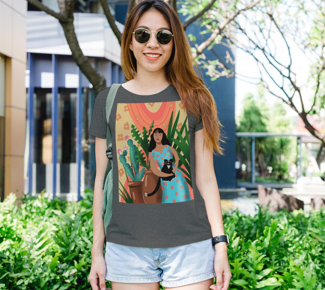 Aperçu de T-shirt femme Fiesta Girl
