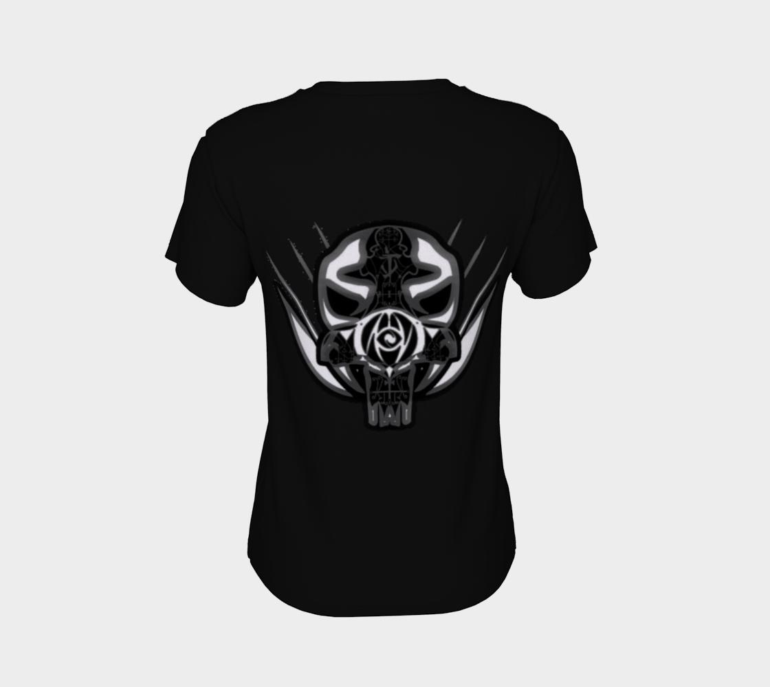 Ladies Specialist Skull Tshirt preview #8