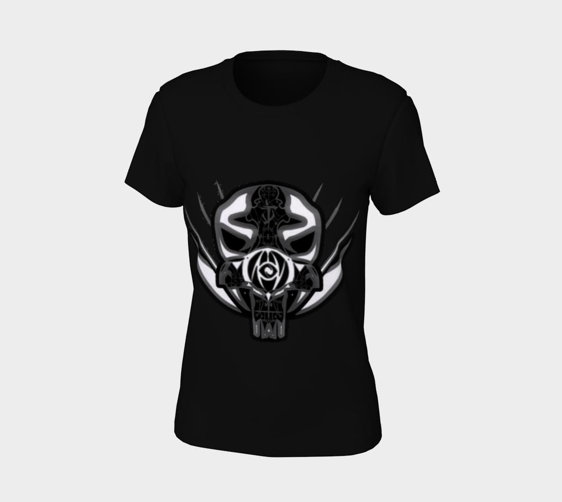 Ladies Specialist Skull Tshirt preview #7