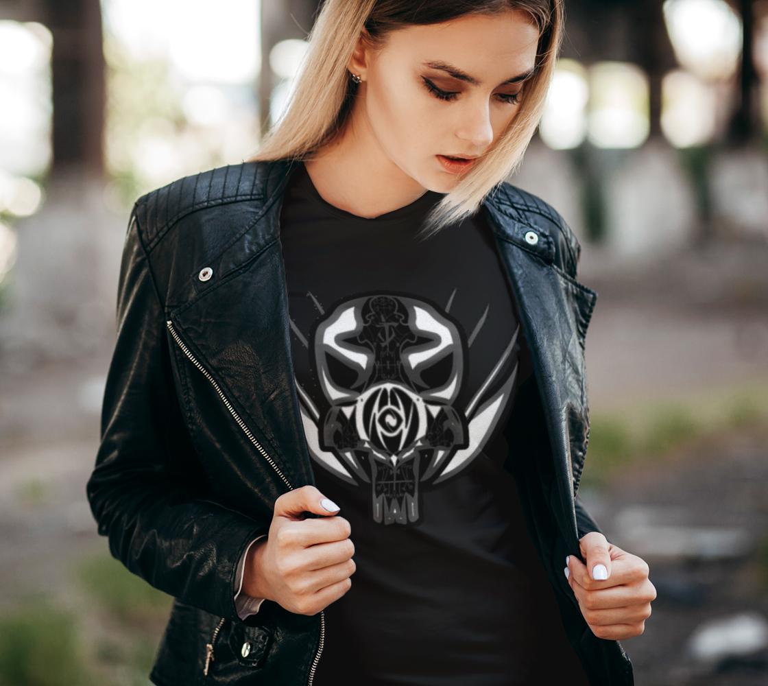Ladies Specialist Skull Tshirt preview #2