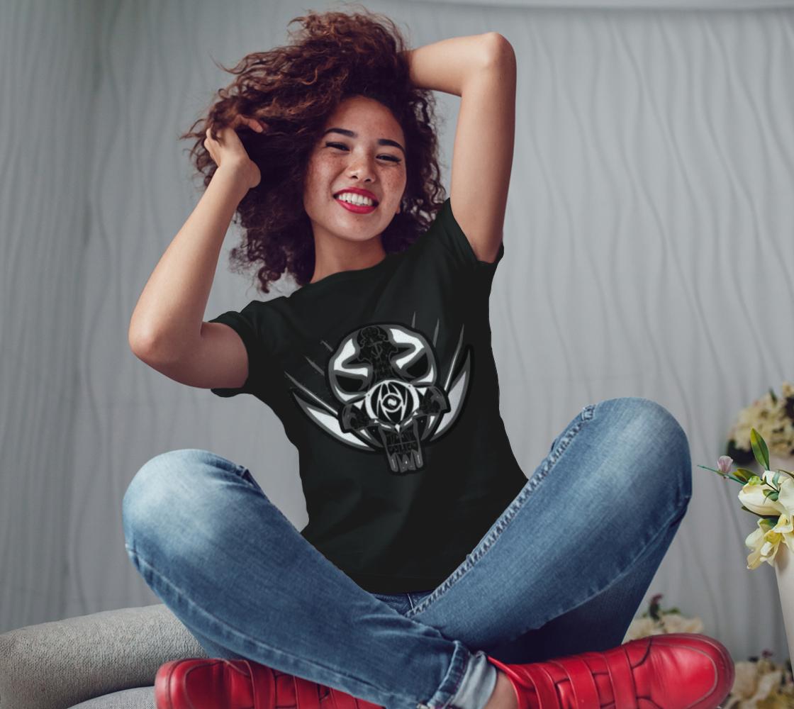 Ladies Specialist Skull Tshirt preview #3