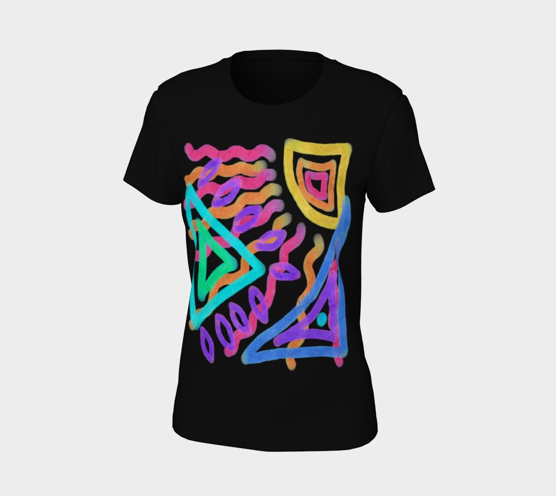Colorful Abstract Art to Wear preview #7