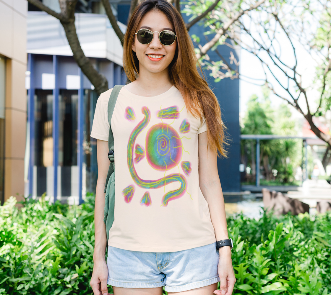 Colorful Abstract Art to Wear preview