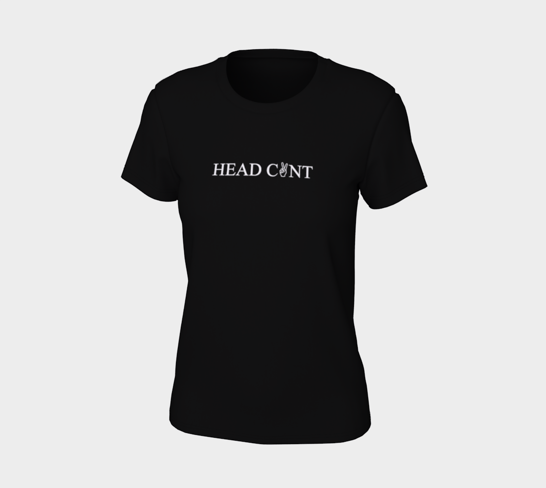 Head C*NT T-Shirt preview #7