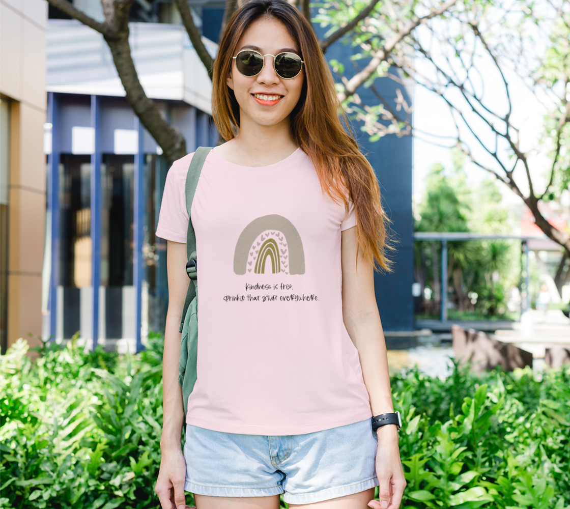 Kindness is free - Women's Tee preview