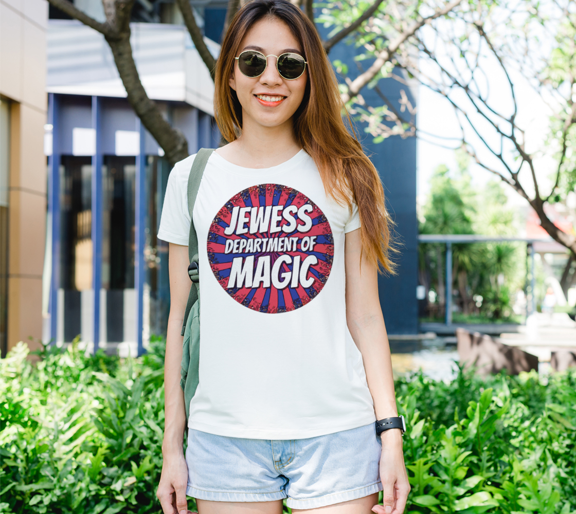 Jewess Department of Magic Logo (big) preview